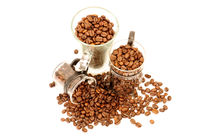 Coffee Beans by Simon Berry
