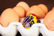 Creme Egg by Simon Berry