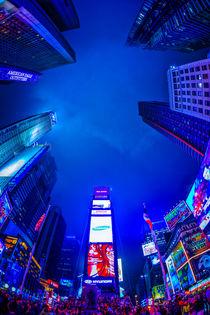 Times Square by Stefan Kloeren