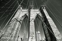 Brooklyn Bridge von Frank Walker