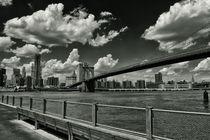 Brooklyn Bridge by Frank Walker
