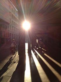 Urban Sunset von Azzurra Di Pietro