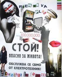 Rien ne va plus by Kiril Katsarov
