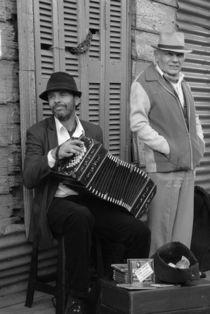 bandoneon en Buenos Aires by mariana clotta