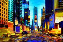 Times Square von Andrea Meyer