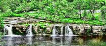 River Swale - Keld by tkphotography