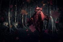 Little Miss Red Riding Hood by Richard Davis