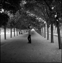 Jardin du Palais Royal von Eugene Zhulkov