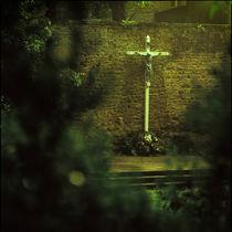 Crucifix von Eugene Zhulkov