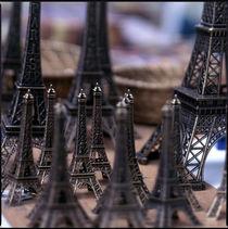 Eiffel Towers by Eugene Zhulkov