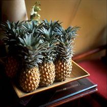 Pineapples by Eugene Zhulkov