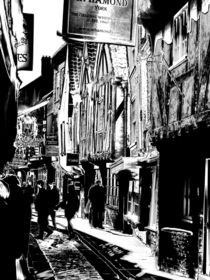 'The Shambles.' by Robert Gipson