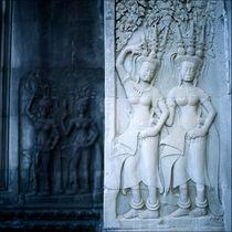 Angkor Wat Details von Eugene Zhulkov