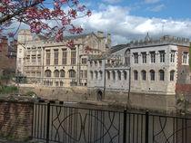 The Guildhall in York von Robert Gipson