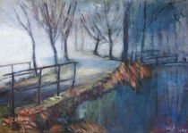 blue nature von Ellen Fasthuber-Huemer