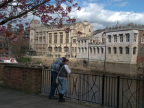 The Guildhall in York by Robert Gipson