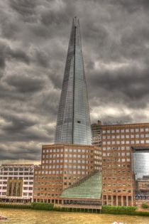 The Shard Skyscraper von David J French