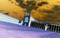 Surreal Cambridge  von Julian Raphael Prante