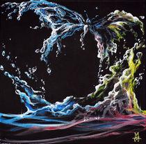 Flying Water von Marco Antonio Aguilar