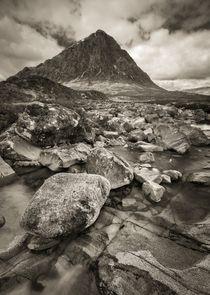 Rocky falls in Scotland von Maciej Markiewicz
