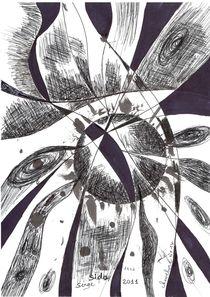 création de l'univers : Big bang by Serge Sida