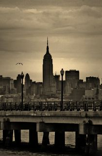 Empire State Building von pictures-from-joe