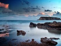 Evening Light On St. Georges Island by Amanda Finan