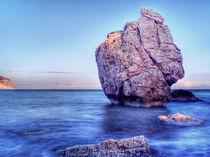 Aprodites Beach von Amanda Finan