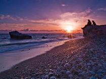 Waiting For The Sunset von Amanda Finan