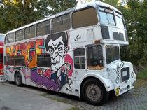 Englischer Doppeldeckerbus by techdog
