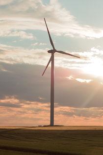 wind turbine - windrad von Tobias Pfau