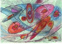 big bang : tourbillons échappatoires no 3 by Serge Sida