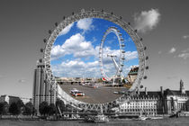 The London Eye Eye von daysphotographic