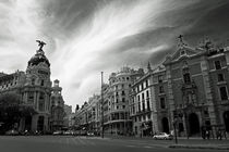 Gran Via by David Pringle