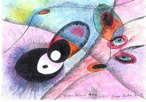 big bang :trou blanc no 2 by Serge Sida