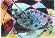 big bang :amas stellaire no 2 by Serge Sida