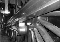 Mallard-wheels-b-and-w