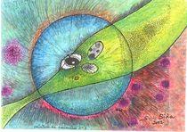 big bang : ceinture de poussières no 3 by Serge Sida