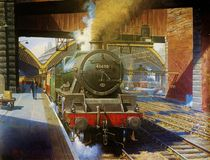 Jubilee 4.6.0 at Liverpool, Lime Street. von Mike Jeffries