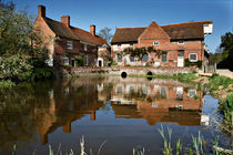 Flatford Mill von Mark Bunning