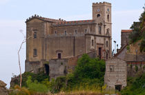 "CHIESA di S.NICOLO - Savoca - Sicily - Drehort ""Der Pate"" 2 by captainsilva"