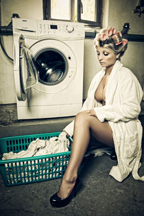 Time to Wash_004 by Bjoern Carstens