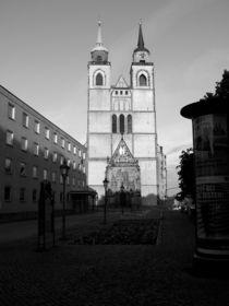 Magdeburg Church by Bianca Baker