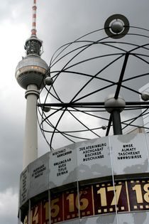 Berlin TV Tower by Bianca Baker