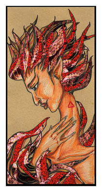 Fire by Agnes Austriaco