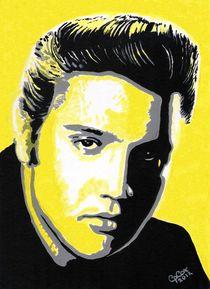 Elvis-acrylic