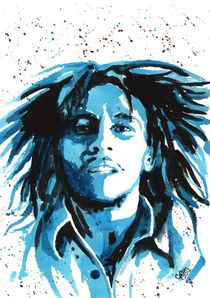 Bob Marley by Chris Cox