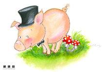 Viel Schwein ! von sarah-emmanuelle-burg