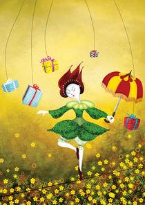 Birthday  von Ariane Kascha