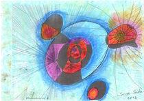 big bang : frénésie no 6 by Serge Sida
